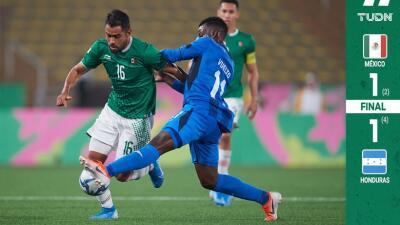 En fotos: México supera a Ecuador y clasifica a Semifinales del torneo panamericano