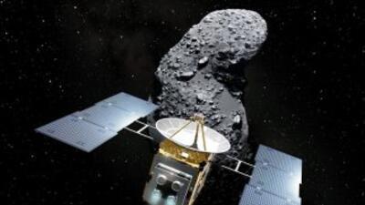 Un asteroide de 2,000 pies pasó cerca de la Tierra en su segunda visita en 400 años