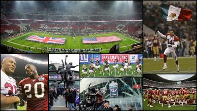 La Serie Internacional de la NFL