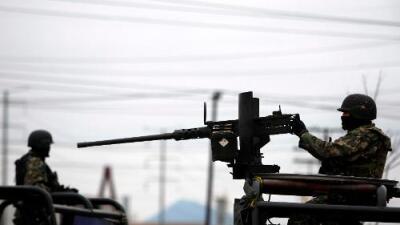 Arrestan a uno de los jefes del cártel de los Beltrán Leyva en el norte de México
