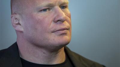 """Brock Lesnar sobre su doping: """"Llegaré al fondo de esto'"""""""