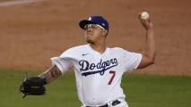 Julio Urías tendrá apertura en el Spring Training con Dodgers