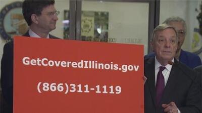 Autoridades en Illinois recuerdan que este sábado vence el plazo para inscribirse en Obamacare