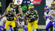 De la mano de Rodgers, Packers tundió a Rams y va a la Final