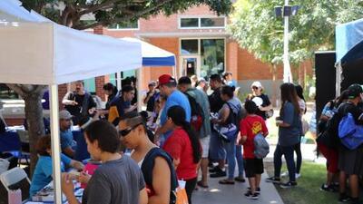 Más de 15,500 familias participaron en las actividades de 'Learning Heroes' en las Ferias de Educación de Dallas, Fresno y Phoenix