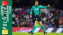 """Sí era penal"": Chiquimarco termina con la polémica contra Cruz Azul"