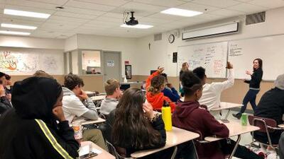 Escasez de maestros en Sacramento deja a estudiantes sin educadores permanentes