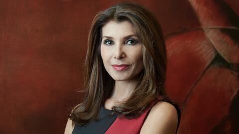 El equipo de Univision Noticias le da la bienvenida a Patricia Janiot