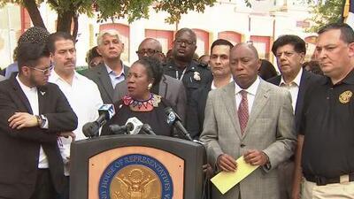 Líderes en Houston se solidarizan con El Paso y Dayton tras los tiroteos mortales