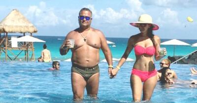 Recaudador de impuestos venezolano disfruta de la buena vida en Miami