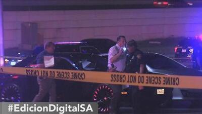 Identifican a sospechoso de disparar contra un oficial de policía