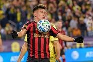 Atlanta United cede a Fernando Meza a club argentino