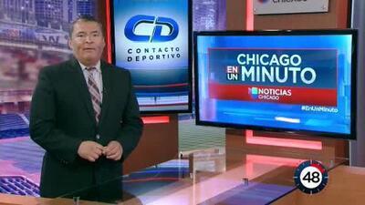 Contacto Deportvo Chicago en un minuto: Lucas Giolito debutará hoy con los White Sox