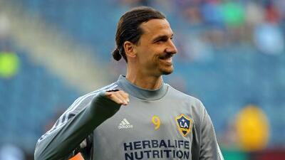 Zlatan vuelve a entrar en acción en el regreso de la temporada regular de Major League Soccer