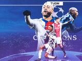 Así llegan estos grandes de Europa a la última fecha de la UEFA Champions League