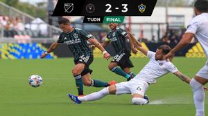 Doblete de Chicharito construye victoria 3-2 de Galaxy sobre Miami