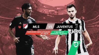 La Juve, sin CR7 pero con la mejor defensa del mundo, está lista para enfrentar a estrellas de la MLS