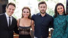 Kuno Becker regresa a las telenovelas de villano en Fuego Ardiente junto a Mariana Torres y Carlos Ferro