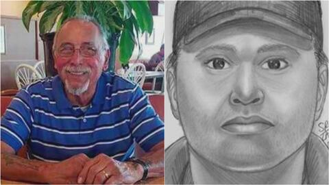 Un hombre de 85 años murió tras varios días en condición grave por un violento robo en Carson
