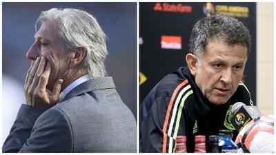 Se viene el divorcio de Colombia con Pékerman ¿y el relevo es Juan Carlos Osorio?