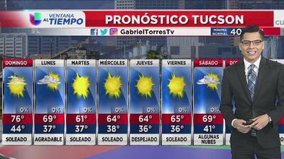 Se espera un domingo con nublados ligeros en Phoenix