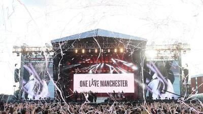 Así fue el concierto de Ariana Grande y otras estrellas de la música a beneficio de las víctimas de Manchester