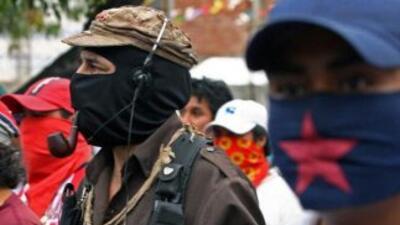 EZLN mexicano promete resurgir