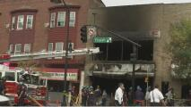 """""""La puerta de emergencia estaba sellada"""": familiares de las víctimas del incendio en Elizabeth exigen respuestas"""