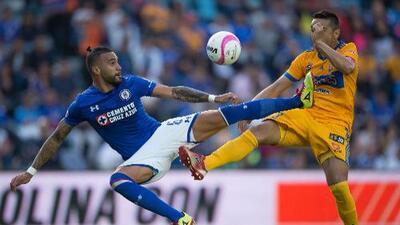 Cómo ver Tigres vs. Cruz Azul en vivo, por la Liga MX