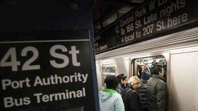 Anuncian audiencias públicas sobre la remodelación de Port Authority en Manhattan