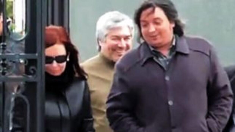 El extraño caso de Lázaro Báez | Noticias Univision | Univision
