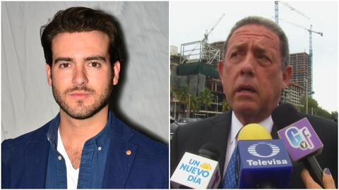 Abogado de Pablo Lyle cuenta cuál es el estado de ánimo del actor tras la muerte de Juan Hernández