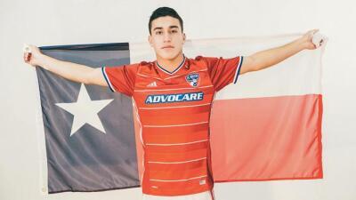 FC Dallas hace oficial la transferencia de Alejandro Zendejas a Chivas Guadalajara