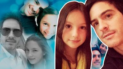 La hija de Mauricio Ochmann sorprende por su gran parecido con el actor