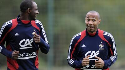 """Thierry Henry desea suerte a Patrick Vieira en NYCFC, pero """"Se fue al equipo equivocado"""""""