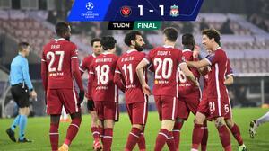 Liverpool cumplió el trámite y camina a los Octavos de Champions