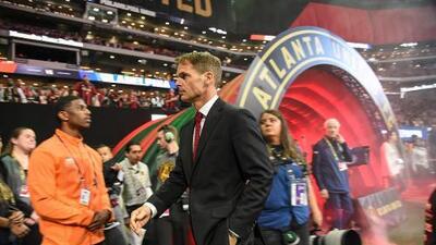 Frank de Boer planea implementarle conceptos del Ajax a la cantera de Atlanta United