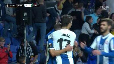 ¡GOOOL! Adrià Pedrosa anota para Espanyol