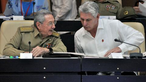 Reacciones en el sur de Florida después de que proponen a Miguel Díaz-Canel como sucesor de Raúl Castro