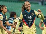 América respalda a su jugadora Janelly Farías tras tuit de Carlos Salcedo
