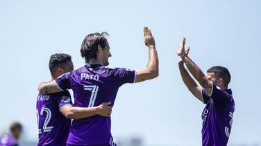 Nuevo gol de Alexandre Pato en la pretemporada de Orlando City SC
