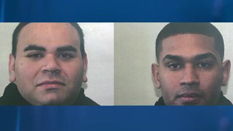 Arrestan a dos policías de Nueva Jersey por cargos de violación a los derechos civiles