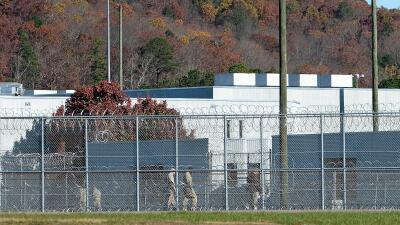 Varios reos escapan de la cárcel del Condado de Nash