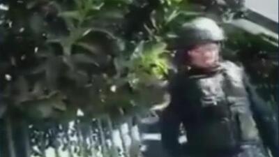 A golpes y empujones, así redujo la policía mexicana a unos conductores por una supuesta violación del tránsito
