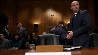 Senado deja en suspenso confirmación del candidato de Trump para dirigir ICE