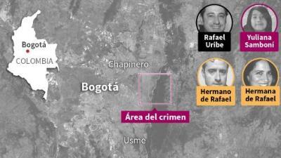 Interactivo: Reconstrucción del asesinato de la niña Yuliana Samboní, el crimen que ha sacudido Colombia