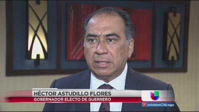 Promete seguimiento a caso Ayotzinapa
