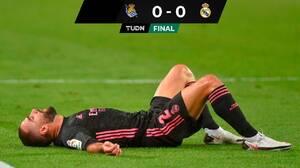 Real Madrid empató sin goles ante la Real Sociedad en su debut en LaLiga