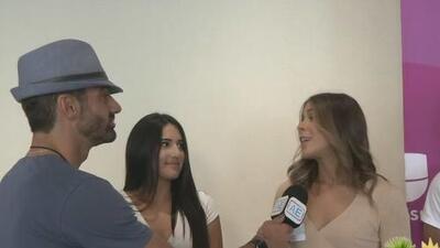 Toni Costa acude a la audición de Univision Puerto Rico