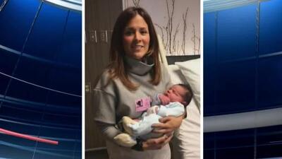 Mikele, hijo de Lindsay Casinelli, ya nació y lo presenta Adriana Monsalve